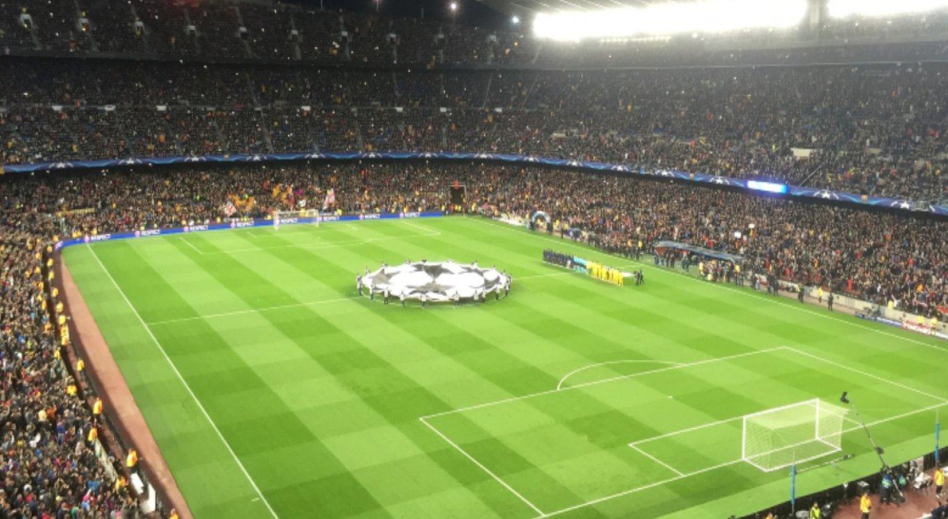 Barcelona de Messi irá enfrentar o Napoli