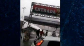 O acidente aconteceu em Belém, capital do Pará