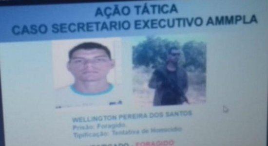 Suspeito de tentar matar secretário da Ammpla em Petrolina é identificado