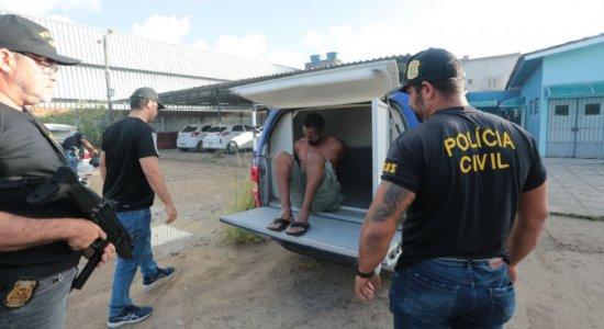 Polícia desarticula grupo envolvido com tráfico de drogas e homicídios