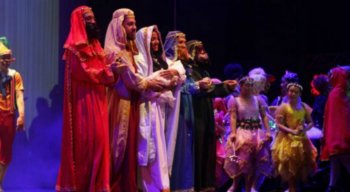 Espetáculo gratuito acontece nos dias 23 e 25 de dezembro no Parque da Macaxeira