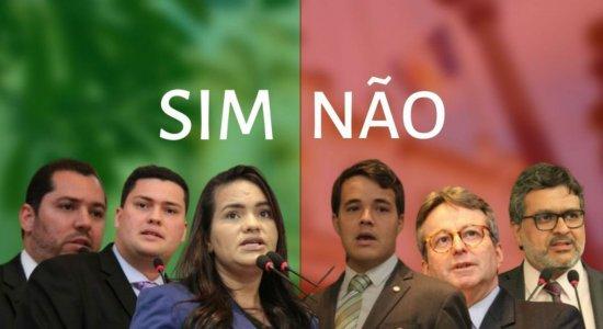 Veja como votou cada vereador do Recife no aumento do próprio salário