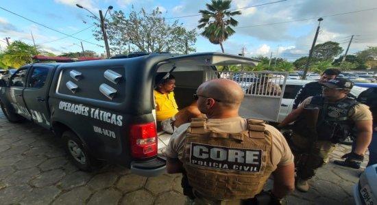 Operação desarticula grupos rivais suspeitos de tráfico e homicídios no Recife