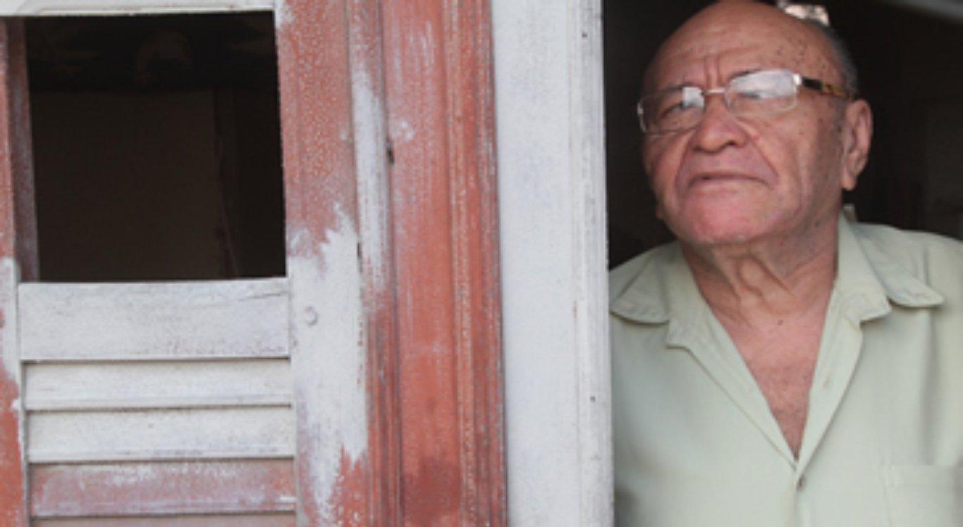 Mestre Dila morreu aos 82 anos no Hospital Mestre Vitalino, em Caruaru.
