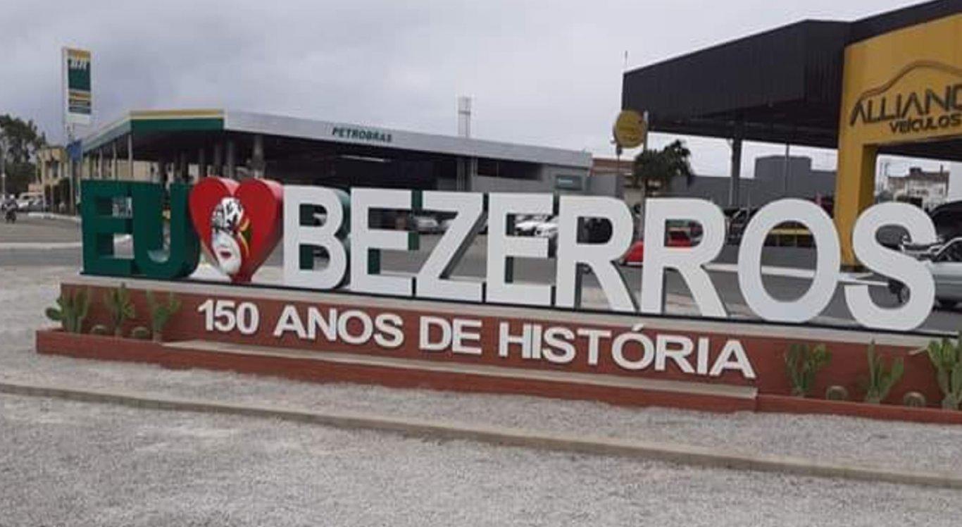 Facebook/Conheça Bezerros-PE