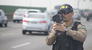 O objetivo da operação Rodovida é diminuir a violência no trânsito