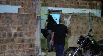O ajudante de pedreiro foi executado no terraço.