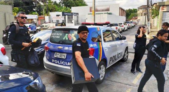 Prefeito de Itapissuma tem mandato suspenso após operação policial