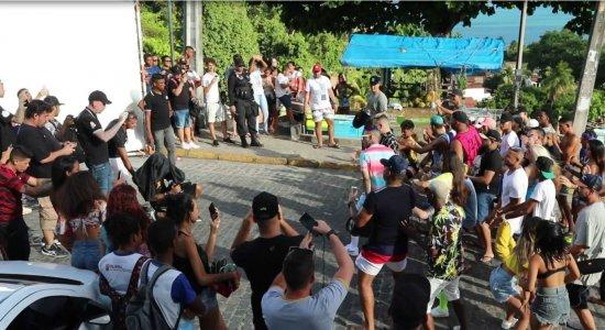 Recife e Olinda se tornam cenários para clipe de brega-funk