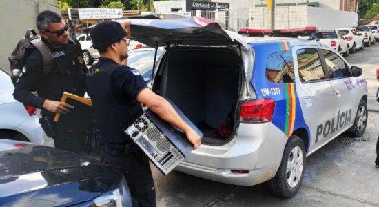 Prefeito, vice e mais 15 pessoas são afastadas de cargos em Itapissuma