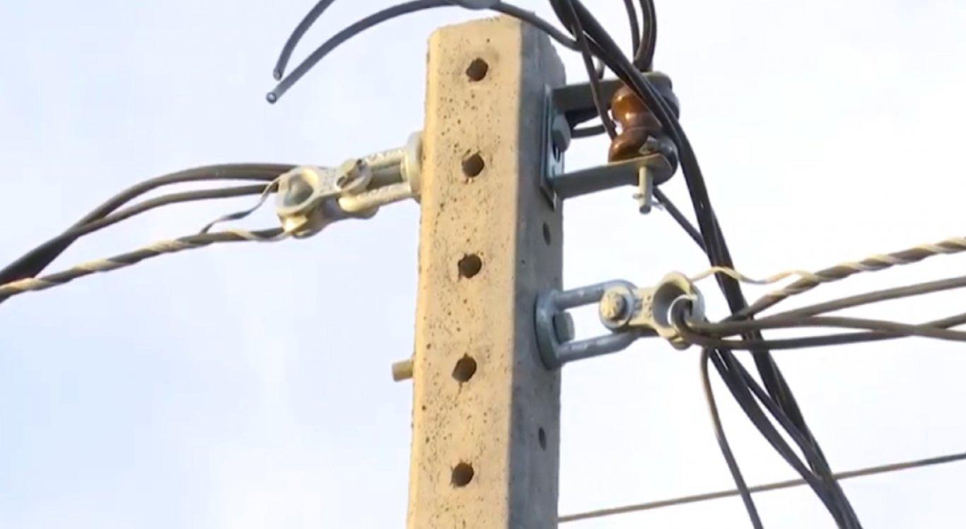 Ação faz parte da segunda etapa da requalificação elétrica do local