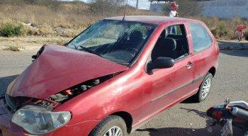 Durante os acidentes, várias pessoas ficaram feridas