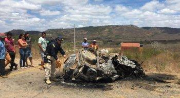 Uma vítima fatal foi confirmada no acidente