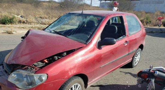 Acidente: colisões de veículos em BRs deixam feridos em Pernambuco