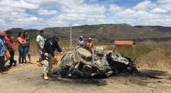 Homem morre em colisão entre veículos no município de Belo Jardim