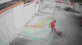 As vítimas foram a um hospital na Barra da Tijuca, e passam bem