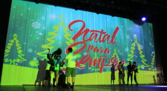 Natal Para Sempre: Por conta da pandemia, espetáculo será exibido na TV Jornal