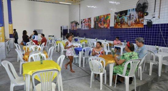 Recife ganha 1º restaurante para moradores de rua