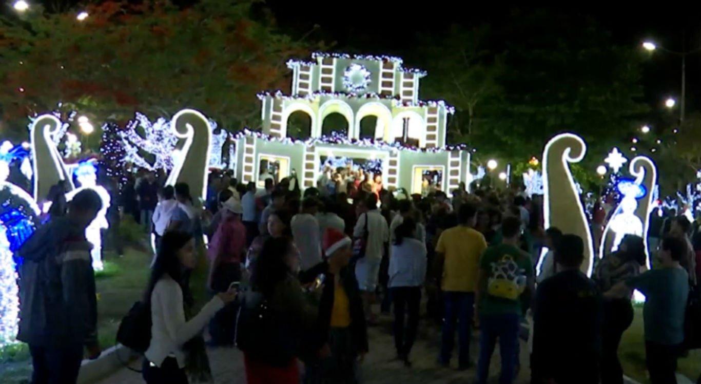 Praça Tavares Correia é uma das mais visitadas