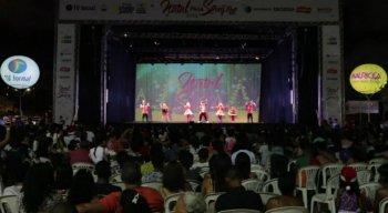 O Natal Para Sempre, que chegou à sua 6º edição, é realizado pela TV Jornal, em parceria com a Prefeitura do Recife