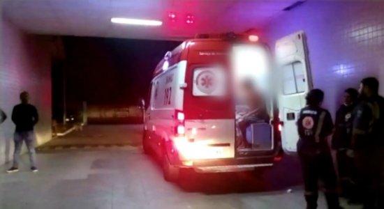 Estudante é baleada em tiroteio quando fazia visita em Olinda