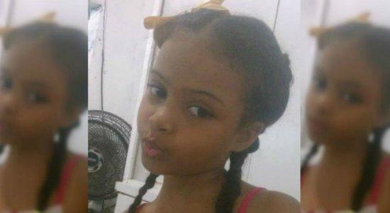 Daffyne Kauane Alves, de 9 anos