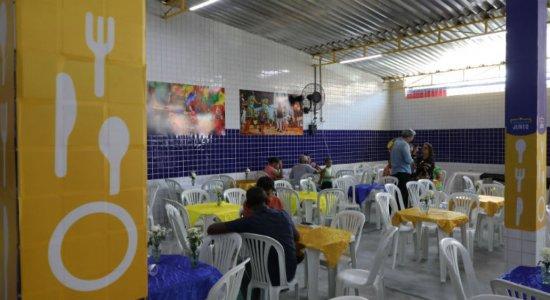 Recife inaugura restaurante popular e abrigo noturno para população em situação de rua