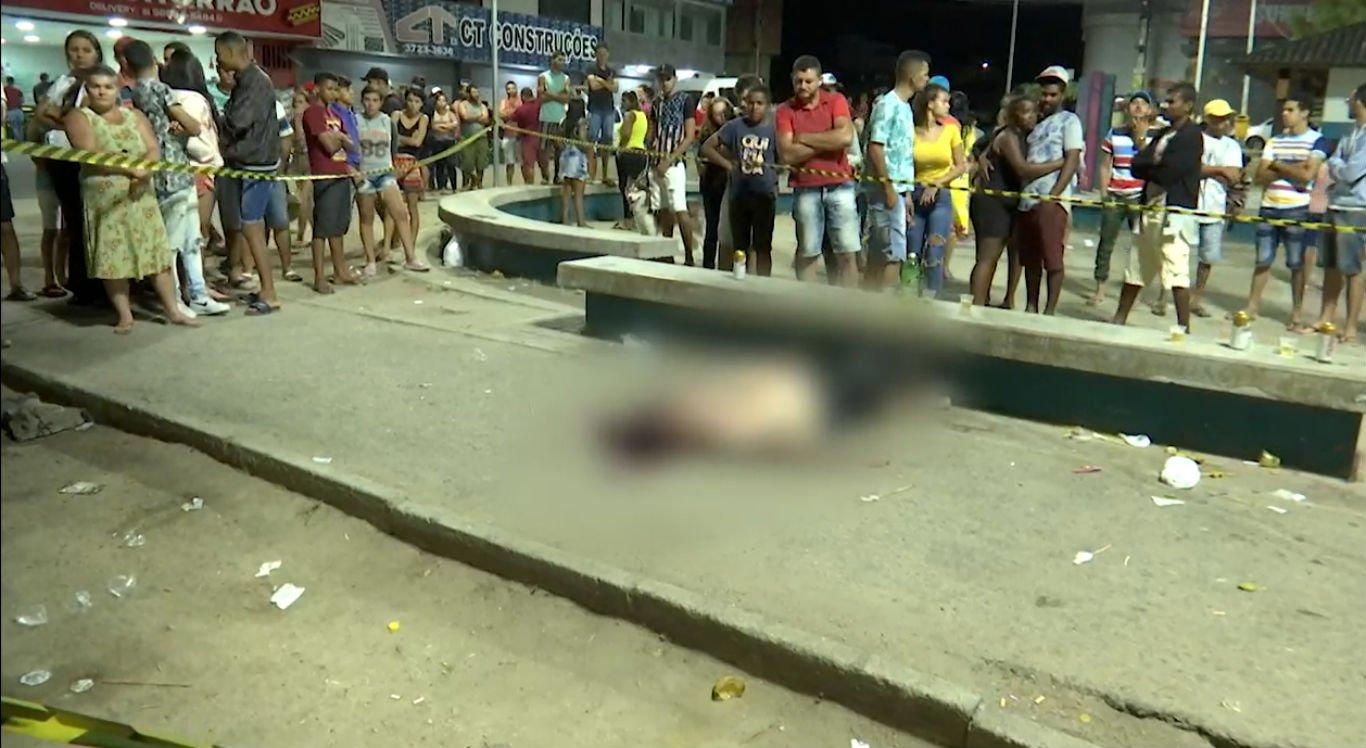 Crime aconteceu no último domingo no bairro São João da Escócia, em Caruaru