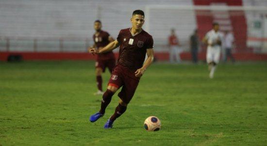 Guillermo Paiva acredita que Náutico vai voltar melhor após paralisação