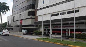 O homem estava internado em um hospital particular no Recife
