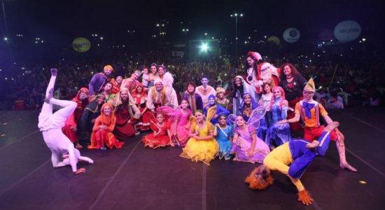 Covid-19: espetáculo 'Natal para Sempre' se adapta e ganha a tela da TV Jornal