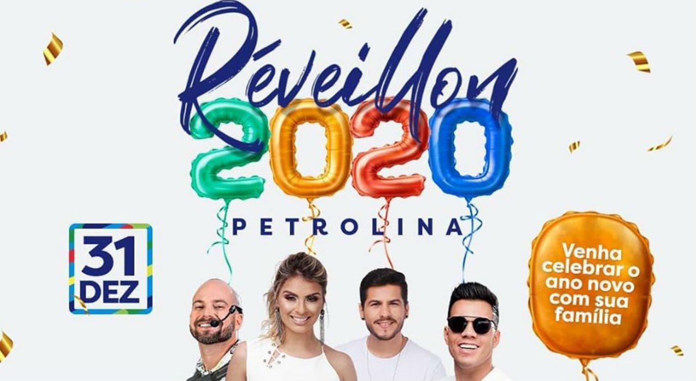 Festa da virada terá três grandes atrações em Petrolina