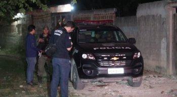 A vítima foi Weverton Carvalho de Oliveira, de 18 anos.