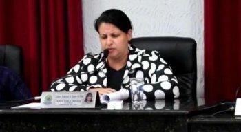 Um suposto esquema de corrupção, que teria desviado R$ 1 milhão, que seriam usados na campanha da vereadora à prefeitura, é investigado