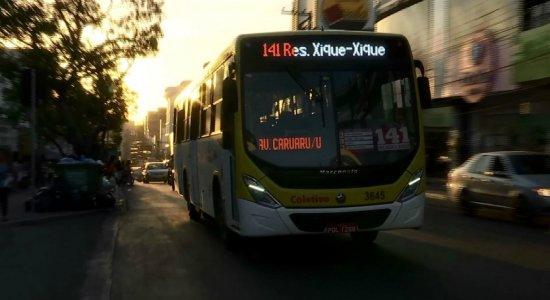 Caruaru registra cerca de 8 assaltos a ônibus, em 20 dias; veja vídeos