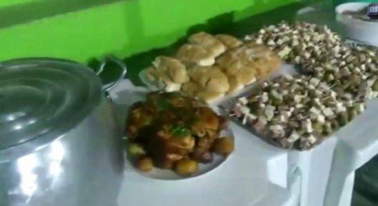 Vídeo: detentos fazem ceia natalina, com direito a churrasco e música