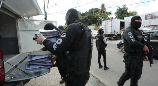 Operação investiga esquema de rachadinha na Câmara de Nazaré da Mata
