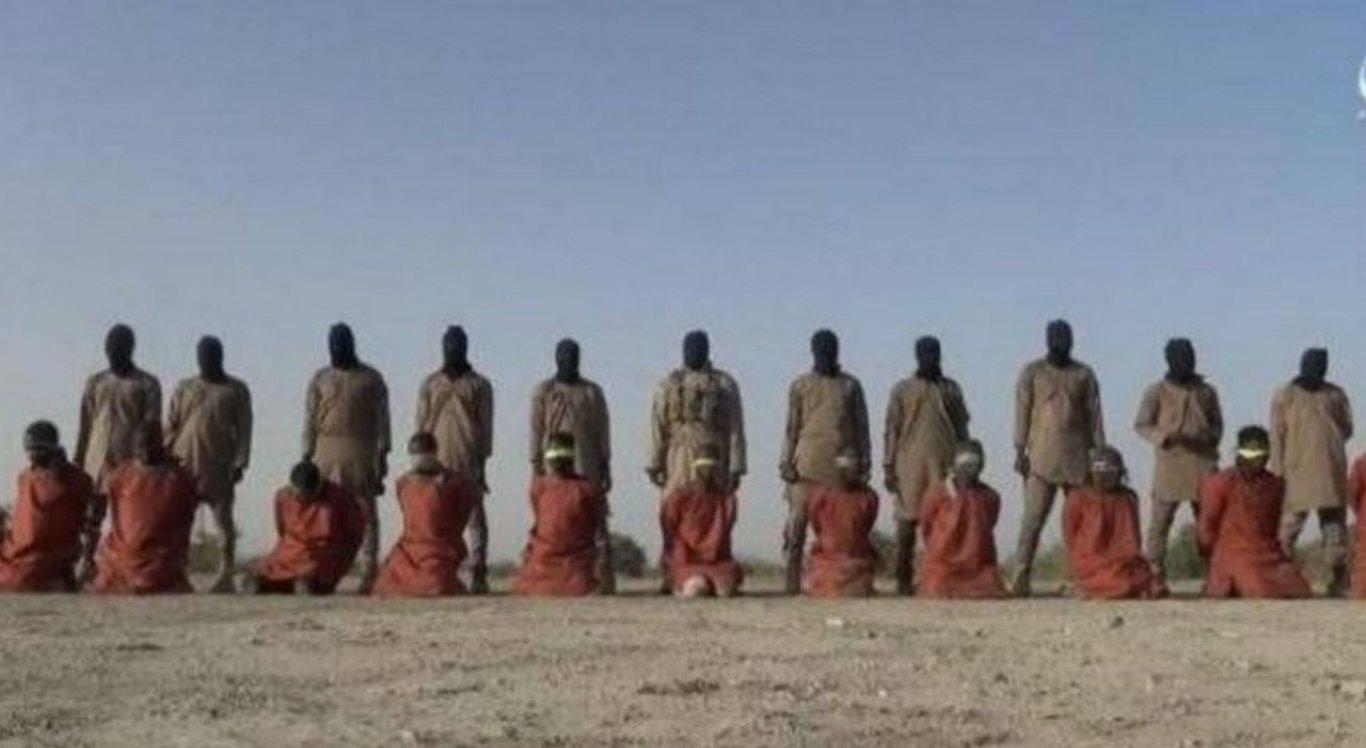 """Execução de 11 homens aconteceu como uma """"mensagem"""" para os cristãos do mundo inteiro"""