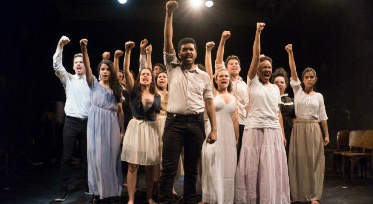 A nova apresentação foi marcada para o dia 09 de janeiro de 2020, às 20h, no Teatro Barreto Júnior