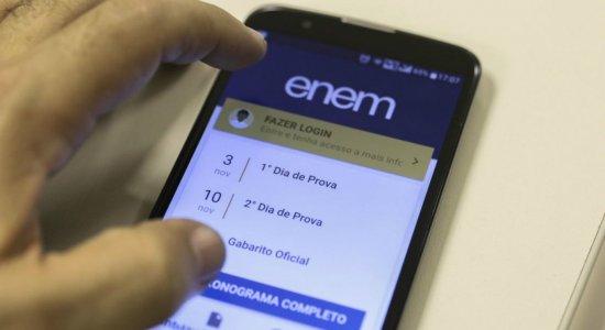 Portal único do governo passa a oferecer aplicativo do Enem