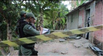 O homicídio aconteceu no bairro de Águas Compridas, em Olinda