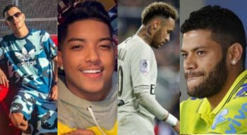 Dadá Boladão, MC Japão, Neymar e Hulk são alguns famosos que se envolveram em polêmicas