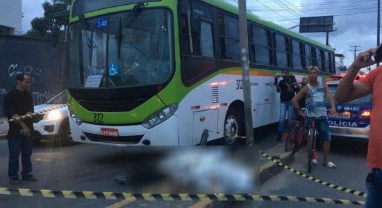 Ciclista morre após acidente envolvendo ônibus em Olinda