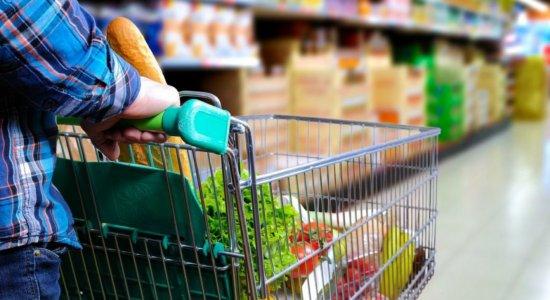 Cesta básica: veja quais alimentos ficaram mais caros no Recife