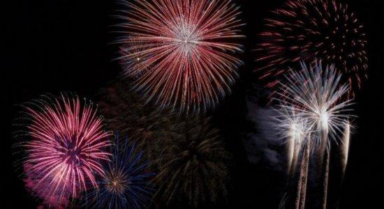Veja os cuidados ao soltar fogos de artifícios neste final do ano