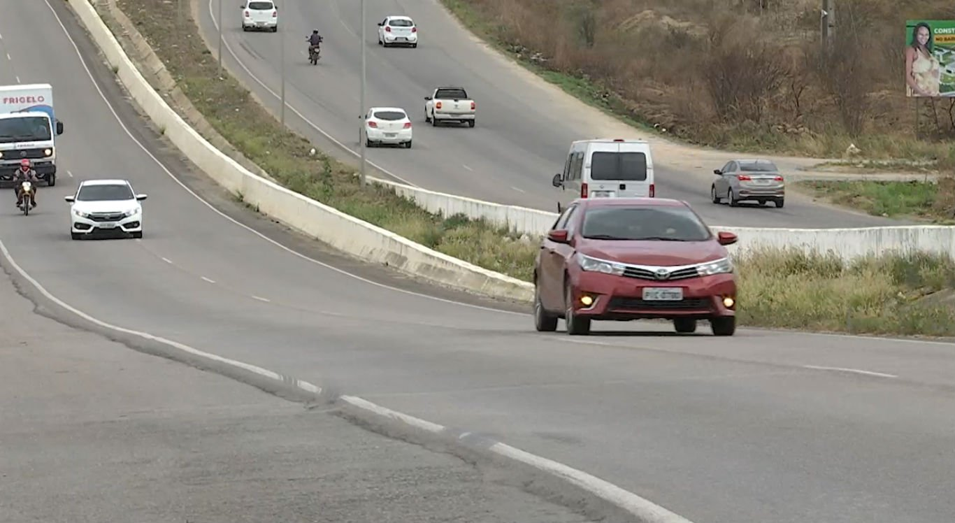 É necessário ter atenção para evitar acidentes nas estradas
