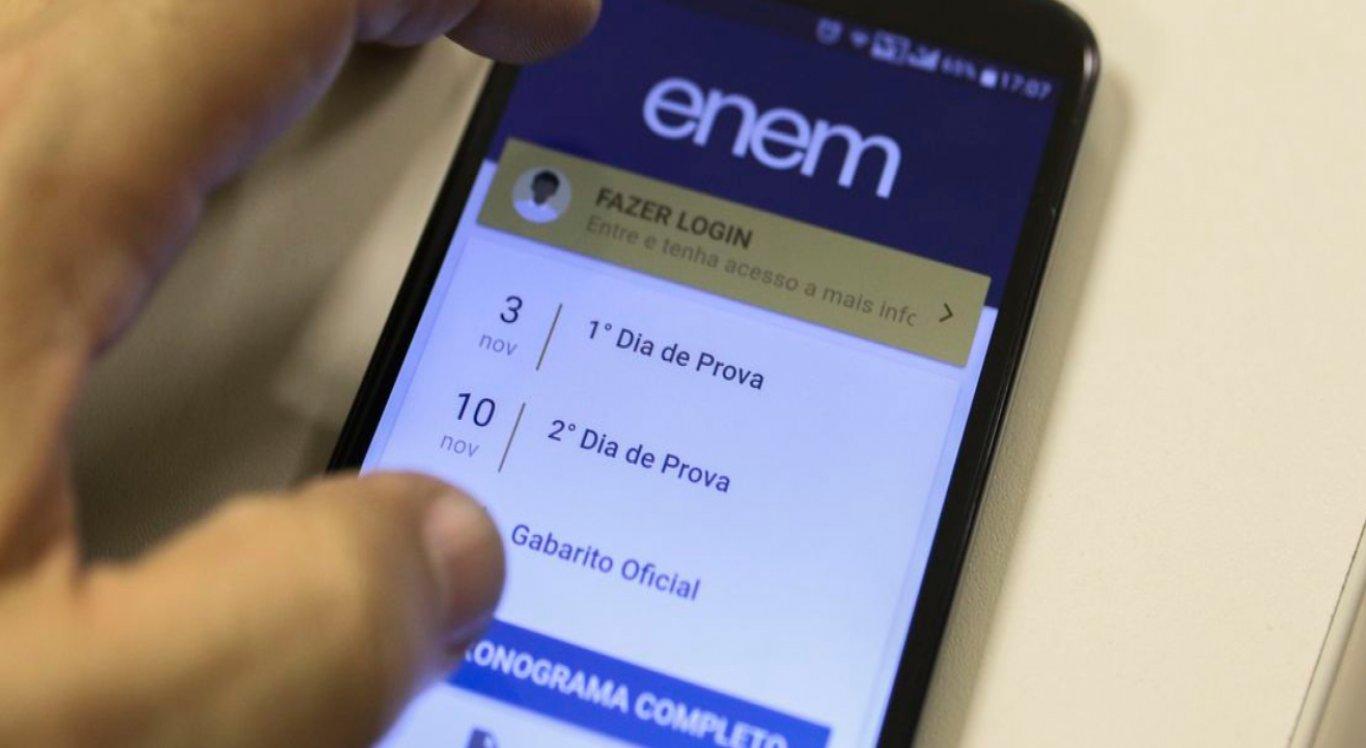 Aplicativos do Inep estão disponíveis na plataforma gov.br