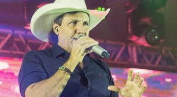 Juliano Cezar teve um infarto fulminante no palco durante um show no Paraná