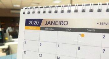 Dez feriados poderão ser emendados com sábados e domingos