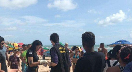 Homem é morto na festa de réveillon da Praia do Pina